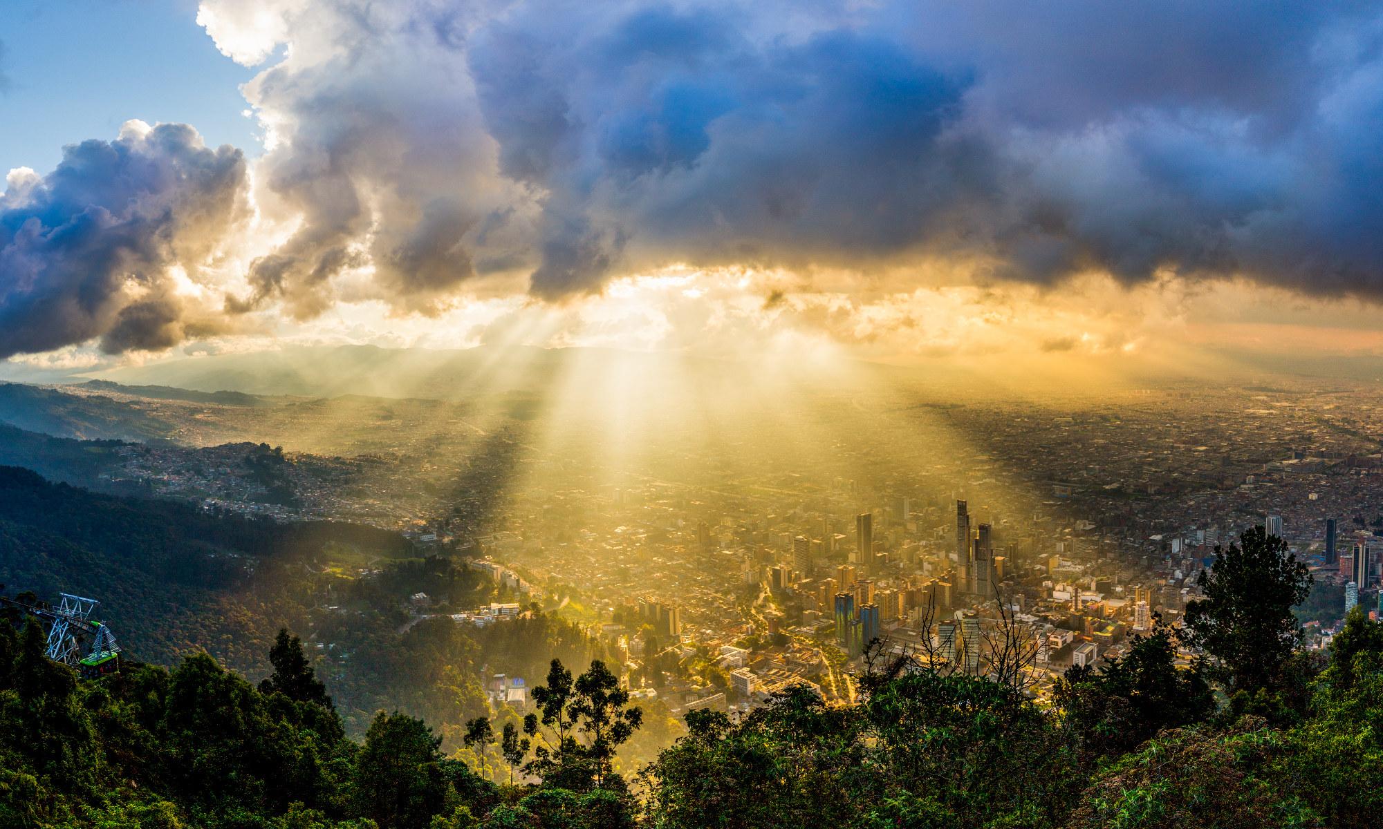 Hola Bogota!